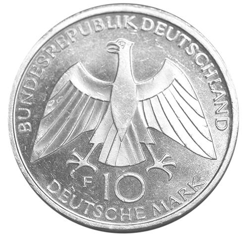 10 Dm Silbermünzen 10 Dm Gedenkmünzen Preis Wert